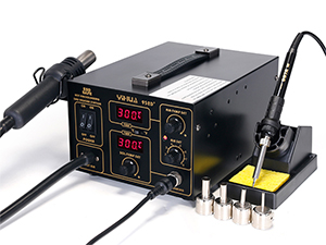 YIHUA-952D+ Hot Air Rework Station with Soldering Iron